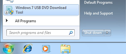 how to run a iso file in windows 7