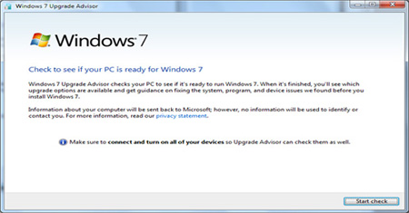 Free Windows 7 Upgrade