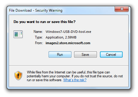 InstallWindows 7 from USB
