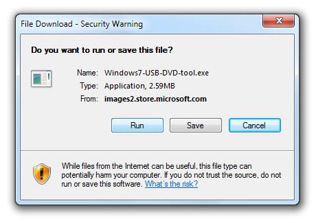 InstallWindows 7 from USB