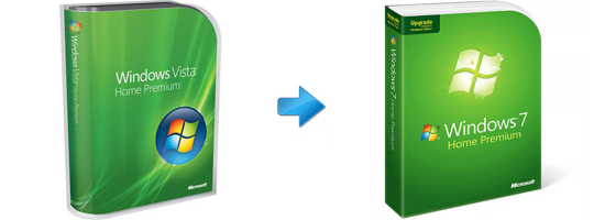 can you upgrade vista to windows 7 for free