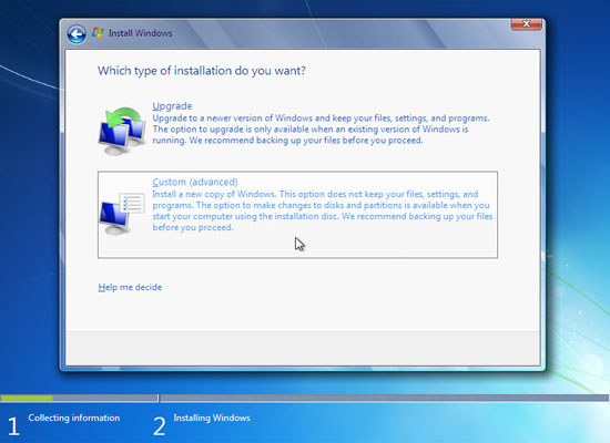 How to Install Windows 7 Step by Step. About-Win7.com